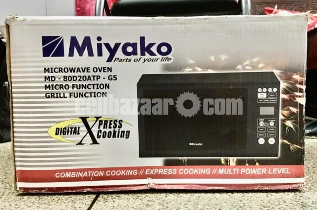 Miyako Microwave Oven - 6/6