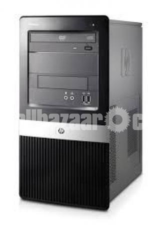 Refublised HP Compaq dx2310 Microtower PC - 2/8