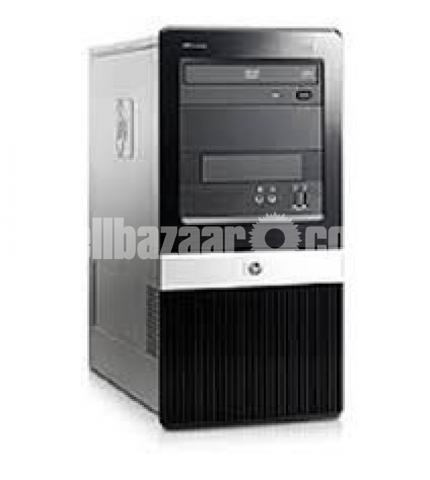 Refublised HP Compaq dx2310 Microtower PC - 3/8