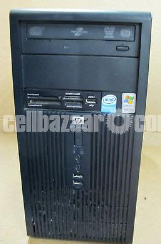 Refublised HP Compaq dx2310 Microtower PC - 5/8