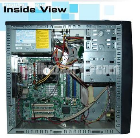 Refublised HP Compaq dx2310 Microtower PC - 7/8