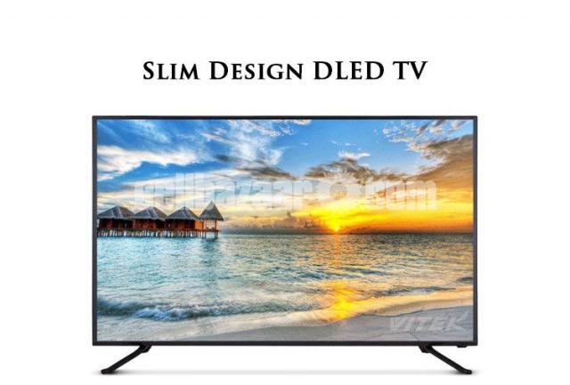 40 inch triton DOUBLE GLASS SMART ANDROID TV - 1/3