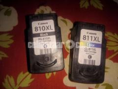 Canon IP2772 Colour & Black Cartridge Original