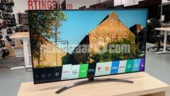 55 inch lg SM8100 4K UHD TV