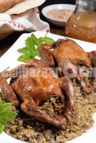 Deshi Chicken (dressed) - 1/2