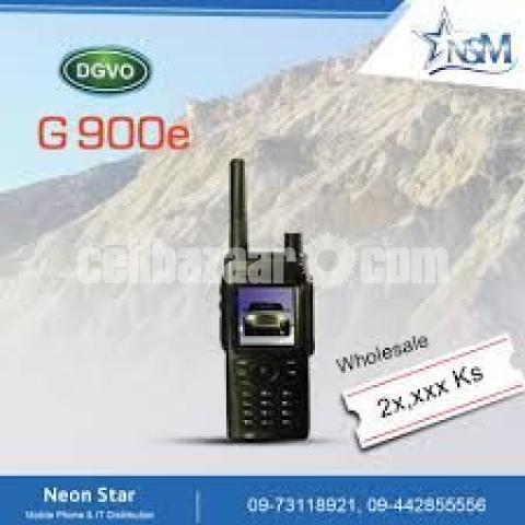 DGVO-G900e wakitaki mobile - 2/3
