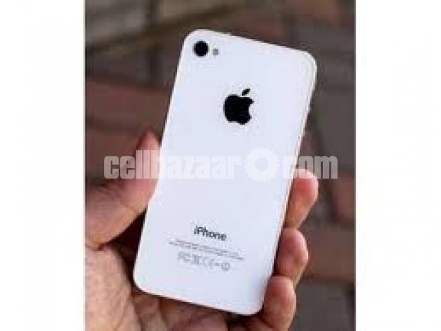 apple iphone 4s intact - 4/4