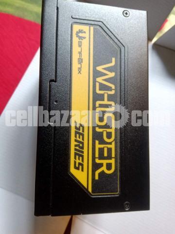 BitFenix Whisper M 650 80 Plus Gold Full Modular P S - 1/5