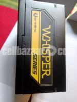BitFenix Whisper M 650 80 Plus Gold Full Modular P S