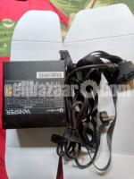 BitFenix Whisper M 650 80 Plus Gold Full Modular P S - Image 4/5