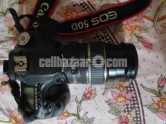 EOS 50D with usm is lens