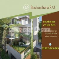 Exclusive Apartment Prime Location In Bashundhara R/A