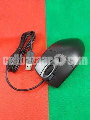 A4TECH OP-620D 2X CLICK WIRED MOUSE - 1/5