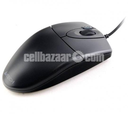 A4TECH OP-620D 2X CLICK WIRED MOUSE - 3/5