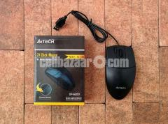 A4TECH OP-620D 2X CLICK WIRED MOUSE - Image 4/5