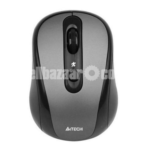 A4Tech Wireless Padless Mouse - 1/4