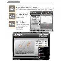 A4Tech Wireless Padless Mouse - Image 3/4