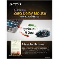 A4Tech Wireless Padless Mouse - Image 4/4