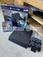 PS4 Pro Playstation 4 Pro 1TB + Playstation