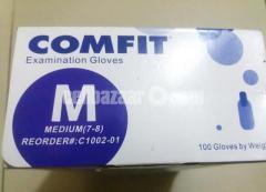 Comfit Medical Gloves (Malaysian)