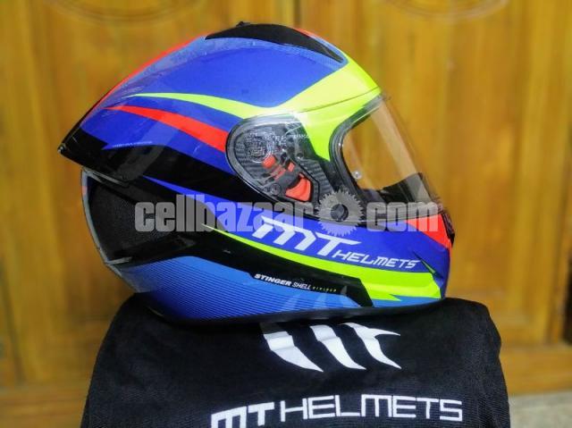 MT helmets stinger - 1/6