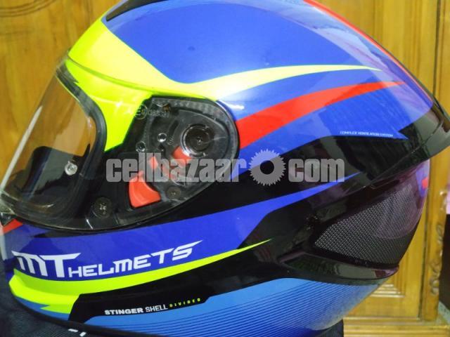 MT helmets stinger - 2/6