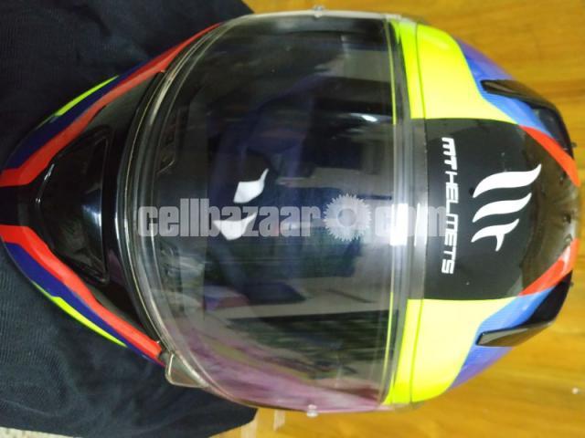 MT helmets stinger - 3/6
