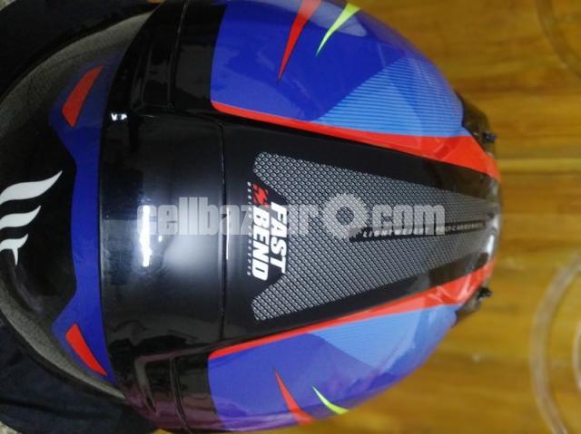 MT helmets stinger - 4/6