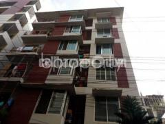 "FLAT TO-LET AT ""H"" BLOCK, HALISHAHAR H/E"