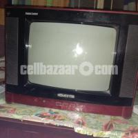 "14"" colour tv"