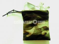 Camo Pocket Pouch
