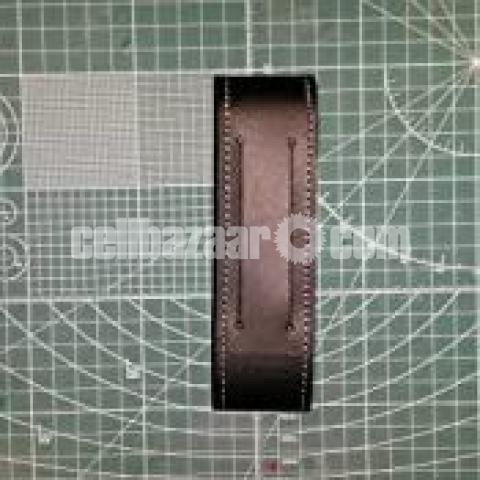 Knife Strap (Vicorinox-Swiss Army-Leather) - 2/3