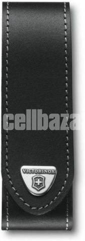Knife Strap (Vicorinox-Swiss Army-Leather) - 3/3