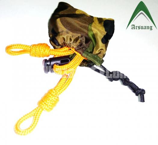 Sun glass Lanyard with Carrying Pouch - 1/4