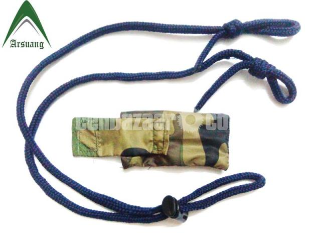 Sun glass Lanyard with Carrying Pouch - 3/4