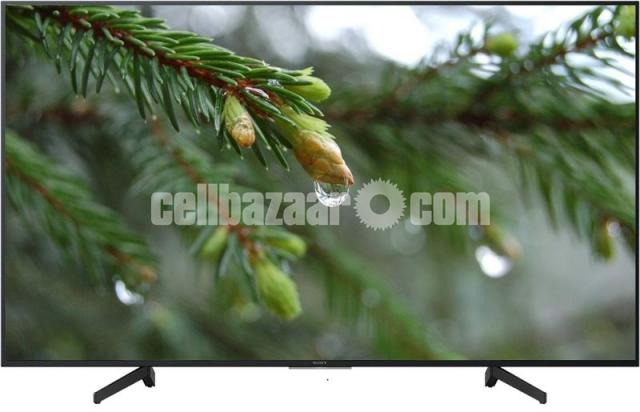 BRAND NEW 43 inch SONY BRAVIA X8000G 4K ANDROID TV - 2/3
