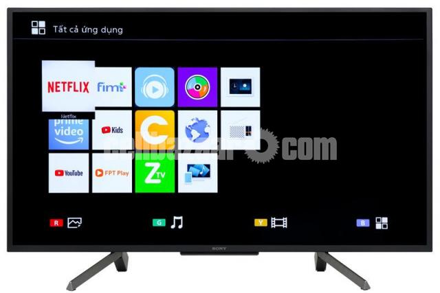 BRAND NEW 43 inch SONY BRAVIA W660G SMART TV - 1/3