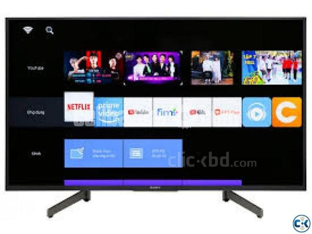 BRAND NEW 43 inch SONY BRAVIA W660G SMART TV - 2/3