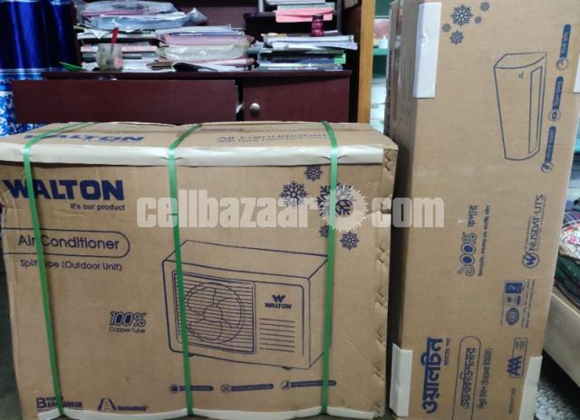 NEW & INTACT 1 ton Walton AC (non inverter) - 1/3