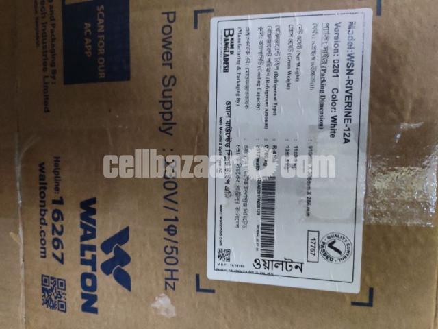 NEW & INTACT 1 ton Walton AC (non inverter) - 3/3