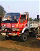 Mitshubishi Canter Dumper Truck