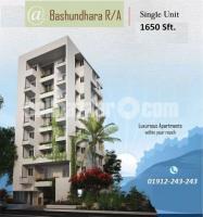 3300 Sft Duplex @ Bashundhara R/A