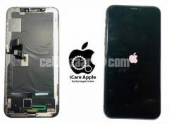 Apple iPhone X XS XS MAX Display Replacement Service.Bangladesh.iCare Apple
