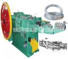 Automatic Wire Nail Manufacturing Machine Nails Production Machinery