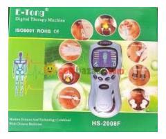 E-TONG ডিজিটাল থেরাপি মেশিন