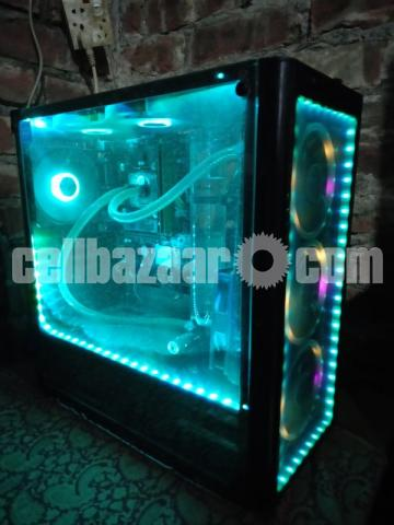 Asus Water Cool Pc - 1/7