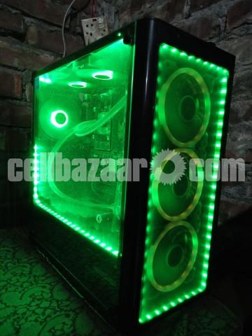 Asus Water Cool Pc - 6/7