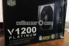 Cooler Master V1200 80 Plus Platinum Power Supply (BOXED)