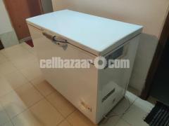 LG Deep Freezer 235 Liter