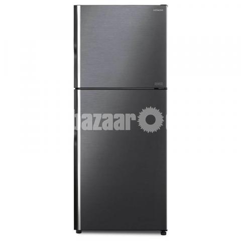 Hitachi Stylish Line Refrigerator I R-V420P8PB (BBK) - 1/5